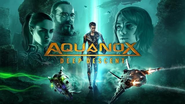 Aquanox Deep Descent Crack PC Game Free Download