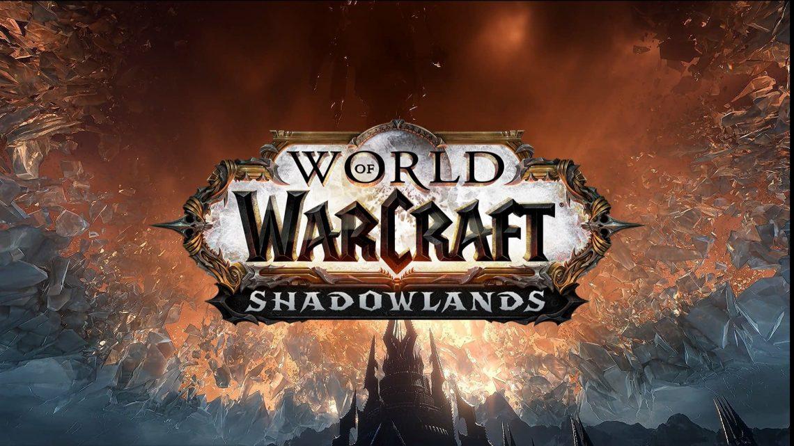 World of Warcraft Shadowlands Crack Free Download