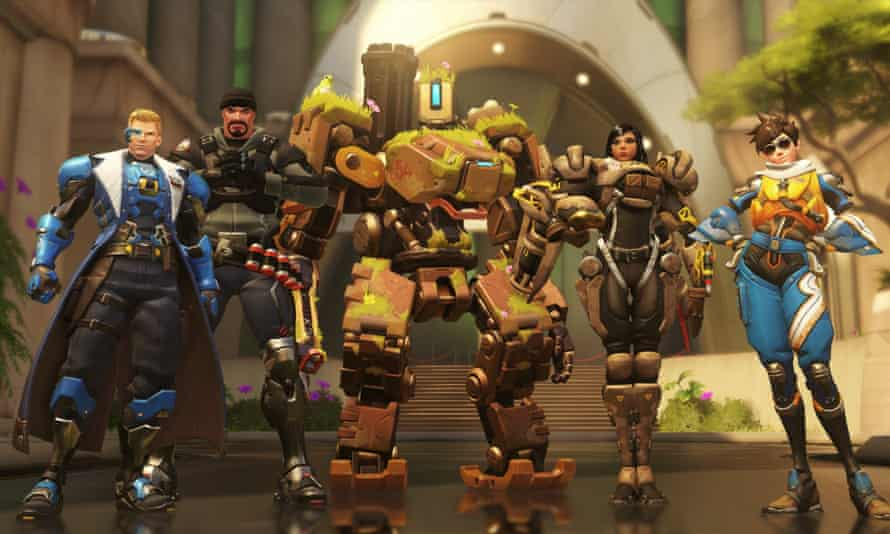 Overwatch Crack + PC Game Free Download Full Version