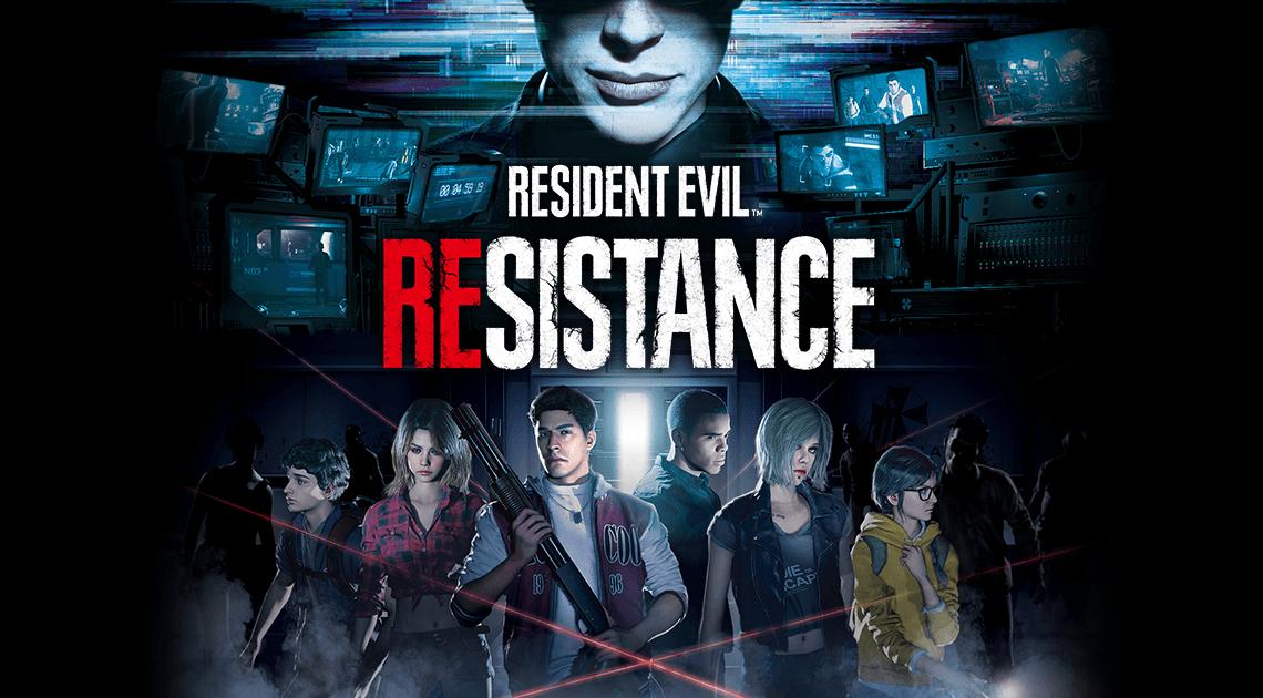 Resident Evil Resistance Crack Repack Free Download