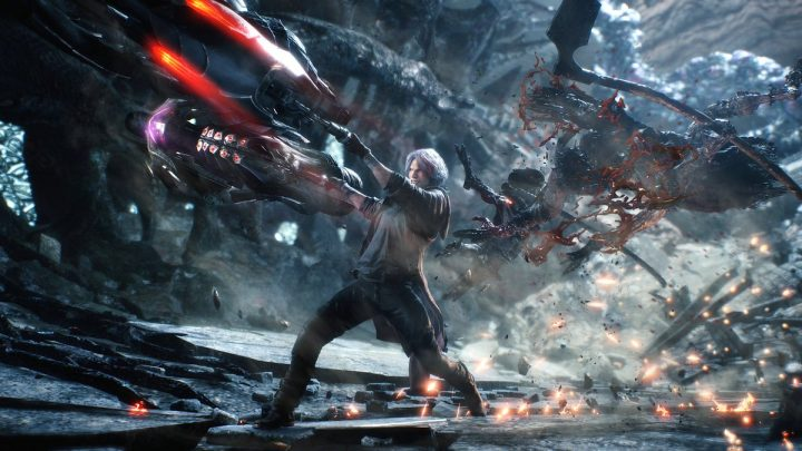 Devil May Cry 5 Crack + PC Game Free Download Full Version