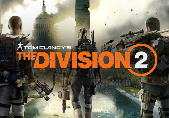 Tom Clancy's The Division 2 Crack + Torrent Latest Version Download