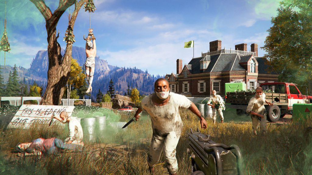 Far Cry 5 Crack Free Download Full Version