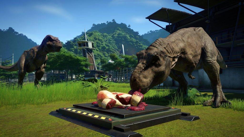 Jurassic World Evolution Crack PC Game Download