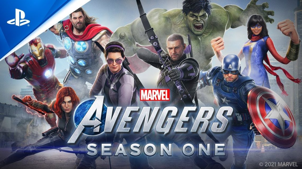 Marvel's Avengers Crack Latest Version Free Download