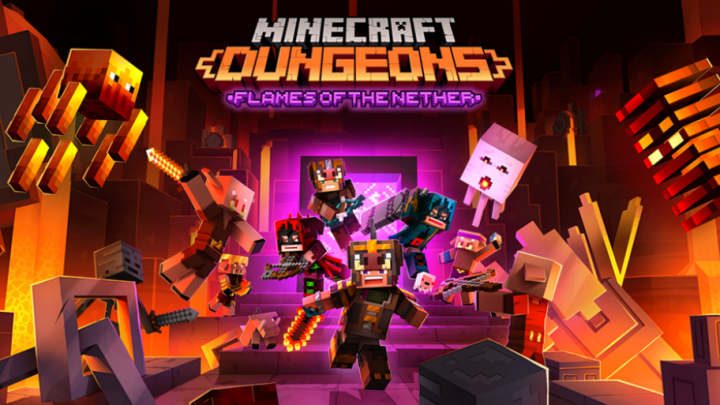 Minecraft Dungeons Crack PC Game Free Download