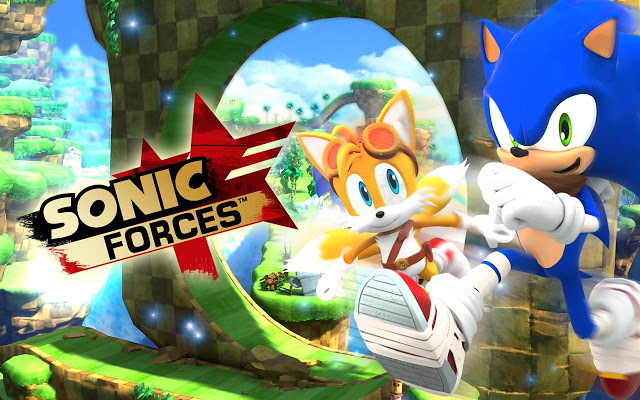 Sonic Forces Crack PC Game Latest Version Download