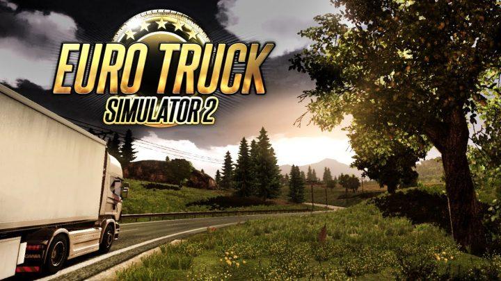 Euro Truck Simulator 2 Crack + PC Game Latest Version Download