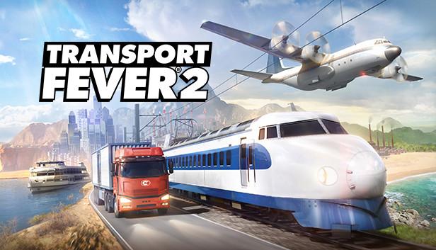 Transport Fever 2 Crack + PC Game Free Download