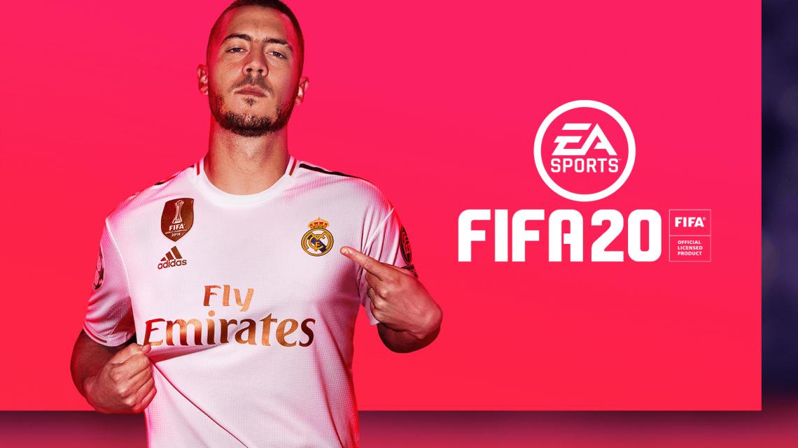 FIFA 20 Crack PC Game Free Download Full Version