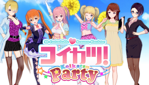 Koikatsu Party Crack PC Game Latest Version Download